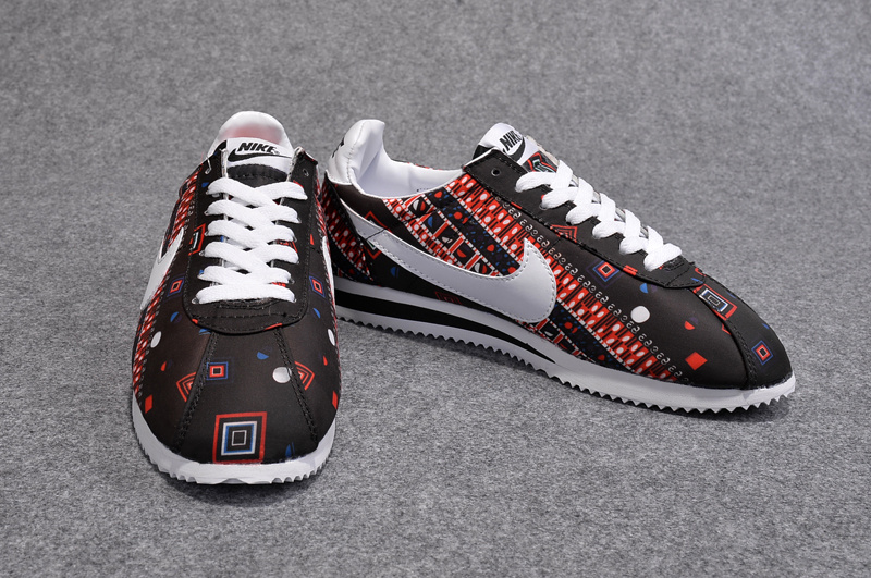 Viaje Disciplina ventana  耐克/Nike Classic Cortez X LIBERTY 联名阿甘白彩色货号746698-100-起点运动鞋旗舰店