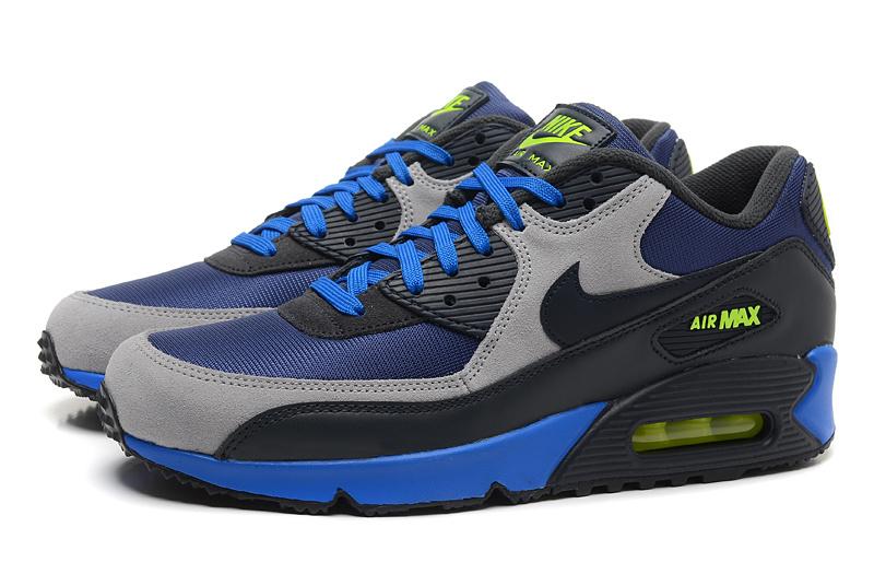 全新NIKE MAX 90 改良版抓地底纹708973 400 39-44-起点运动鞋旗舰店 21b6395d31ae