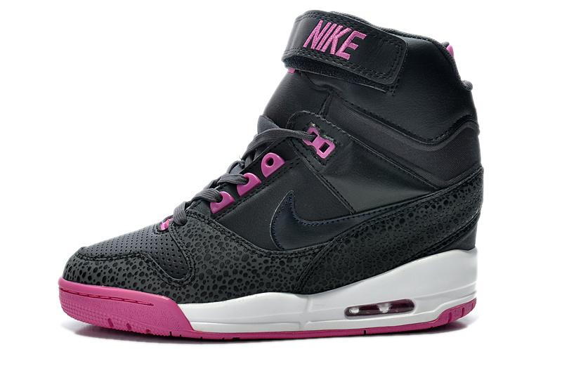Nike Air Revolution Sky Hi NIKE AIR REVOLUTION SKY HI内增高女鞋(总汇)-起点运动鞋旗舰店